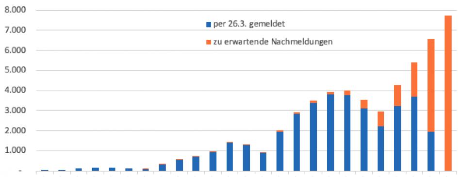 Covid Schaetzung 26 03 2020