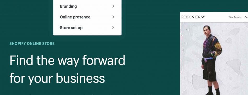 Shopify Screenshot 2